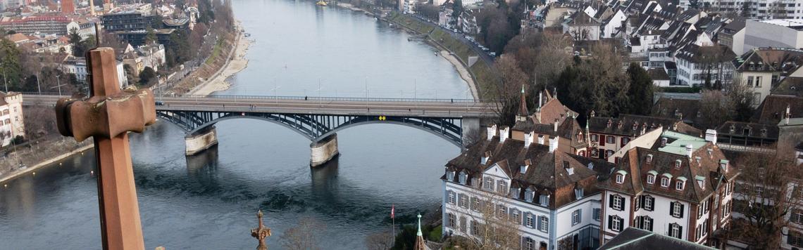 Die universelle Freimaurer Liga in der Stadt Basel