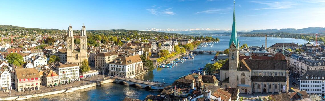 Die Universelle Freimaurer Liga in der Stadt Zürich
